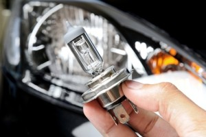 car light bulb
